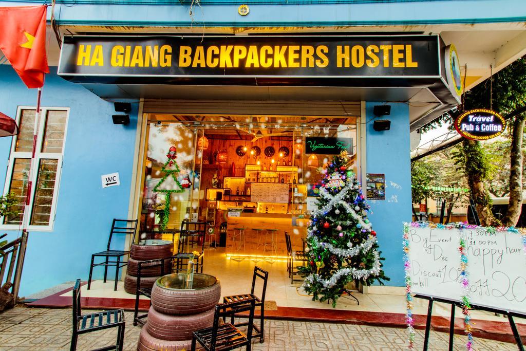 Trụ sở Thổ Địa Food đặt tại Hà Giang Backpacker Hostel
